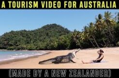 A Tourism Video For Australia (Made By A New Zealander)