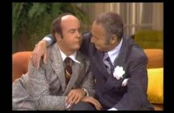 "Harvey Korman Cracks Up in Dog Sketch With Tim Conway ""Carol Burnett Show"""
