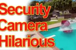 Hilarious Security Camera Compilation
