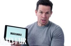 Mark Wahlberg Teaches You Boston Slang