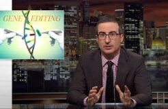 Gene Editing: Last Week Tonight with John Oliver