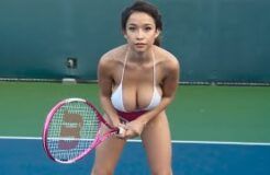 Elizabeth Anne – Plays Tennis