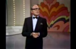 One Joke From Jack Benny (if I told you more it would ruin the bit:)