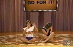 """Gong Show: The Popsicle Twins (aka """"Have You Got A Nickle?"""")"""