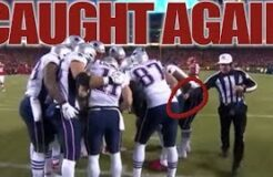 Here We Go Again. More PROOF That the Patriots Cheated Using Referees