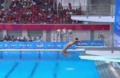 Funny and Embarrassing Moments of Filipino Divers in SEA Games 2015. Anyare???