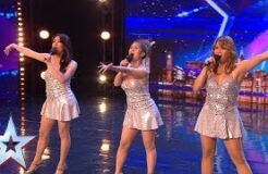 SEX BOMBS Miss Tres surprise everyone with SIZZLING performance! Auditions BGT 2018