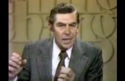 Andy Griffith Predicts Donald Trump 1972