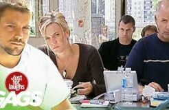 Monkey See Monkey Do Prank – Just For Laughs Gags