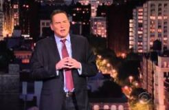 Norm Macdonald Last Stand Up on Letterman