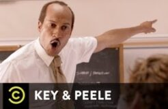 Key & Peele – Substitute Teacher