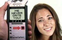 The Manslater: (Woman Language Translator)