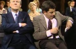 Mr Bean in Church