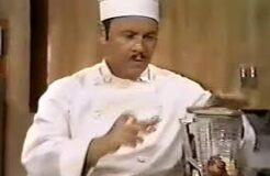 Tim Conway the Low Budget Cooking Show Chef (1970)
