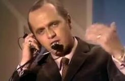 """Bob Newhart Stand Up Comedy - """"Air Traffic Controller"""" 60"""