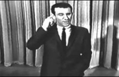 Don Adams Stand-up Comic (1957)