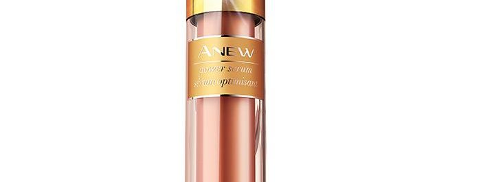 Avon Anew Power Serum Anti-Aging Hydrates Smooths Roughness & Wrinkles - Firming