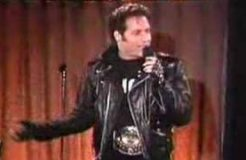 Andrew Dice Clay 1987 At Rodney Dangerfields