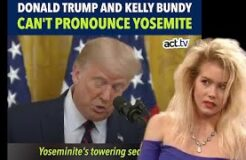 Donald Trump And Kelly Bundy Can