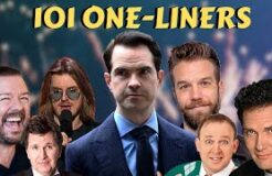101 Funny One Liners