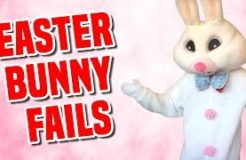 Easter Bunny Fails Funny Kids Compilation
