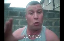 Irish Traveller Calls For a Fight (Part 1) (Funny Subtitle Version)