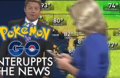 Pokémon GO Gameplay Walkthrough News Blooper