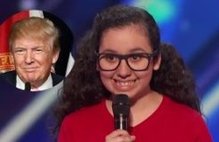 13-Year-Old Stand-Up Comic Owns Donald Trump With One Awesome Joke