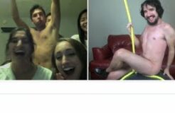 Miley Cyrus – Wrecking Ball (Chatroulette Version)