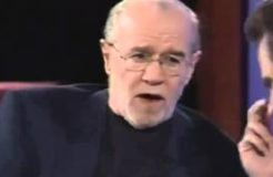 George Carlin On Being In The Military