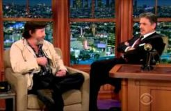 Steven Wright 2014 The Late Late Show